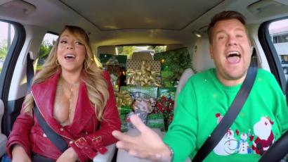 carpool-karaoke-natal-chrismas-beco-literario-mirah-carey