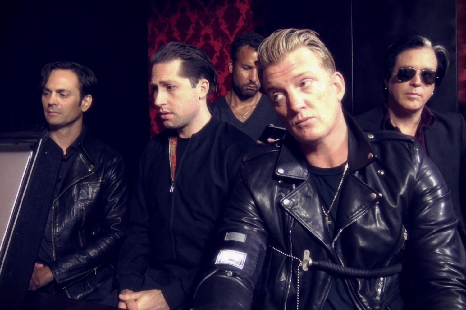 queens of the stone age villains the way you used to do