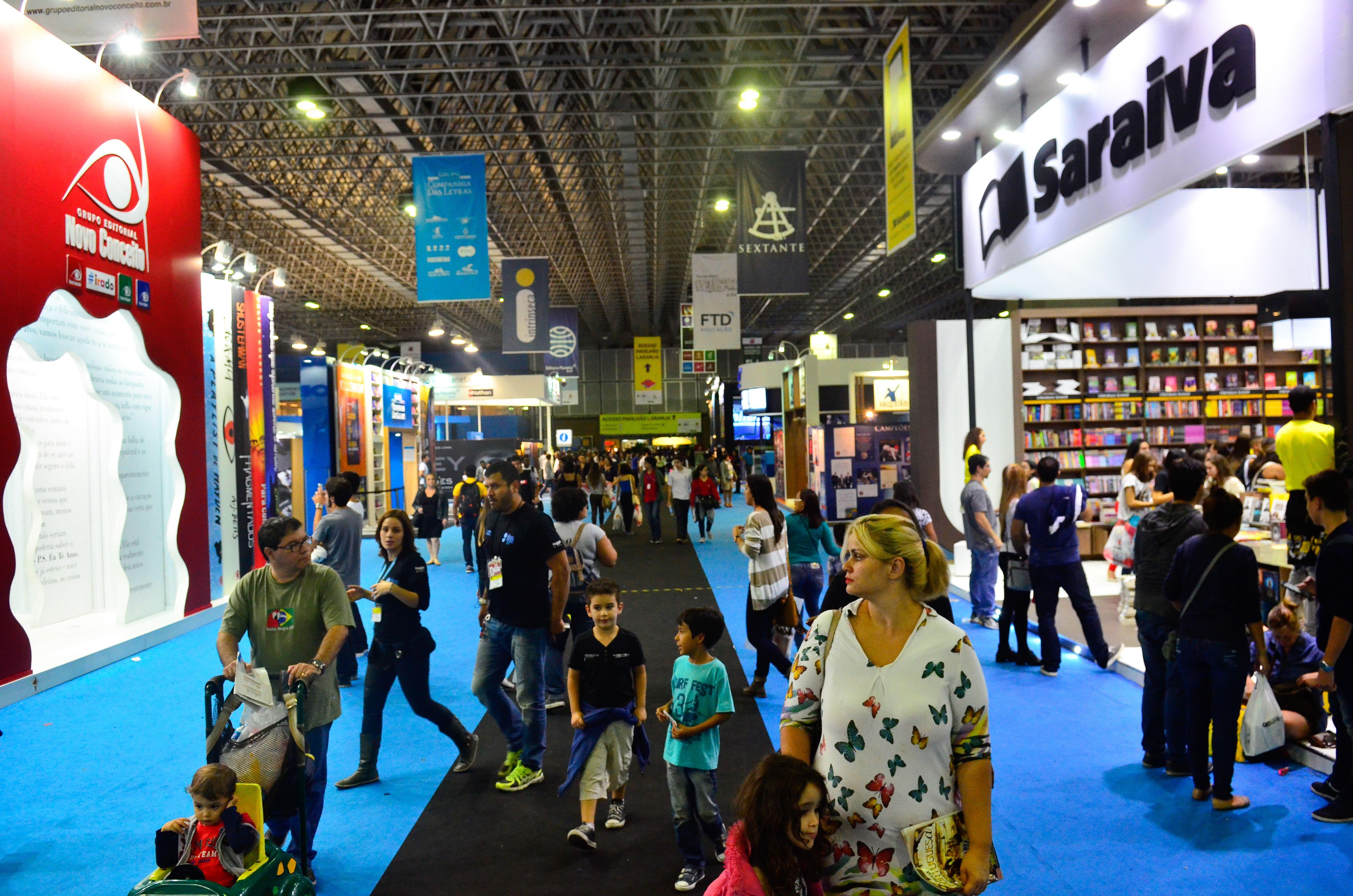 Beco na Bienal: Bem-vindos a 28ª Bienal do Livro do Rio de