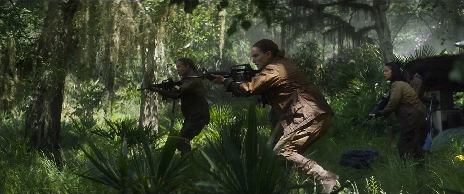 """Trailer do filme """"Aniquilação"""" com Natalie Portman e Gina ... Natalie Portman Jackie"""