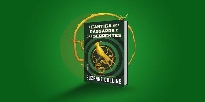 Resenha: A cantiga dos pássaros e das serpentes, Suzanne Collins